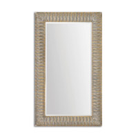 Uttermost Aldric Mirror in Hand Forged Metal 12890