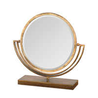 Uttermost Hadriana Vanity Mirror in Hand Forged Metal 12893