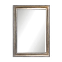 Avelina 35 X 25 inch Silver Plated Mirror Home Decor