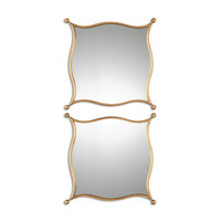 Sibley 21 X 21 inch Gold Mirror Home Decor