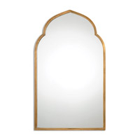 Kenitra 40 X 24 inch Gold Arch Mirror Home Decor