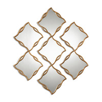 Terlizzi 35 X 12 inch Gold Mirror Home Decor