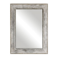 Morava 64 X 49 inch Rust Aged Gray Mirror Home Decor