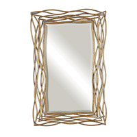 Uttermost 12940 Tordera 39 X 25 inch Gold Wall Mirror thumb