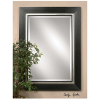 Uttermost Whitmore Mirror in Matte Black 13131-B