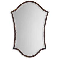 Abra 30 X 20 inch Bronze Wall Mirror