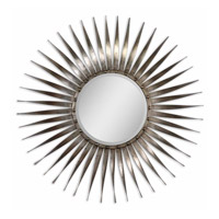 Uttermost Sedona Mirror in Antiqued Silver Leaf 13769