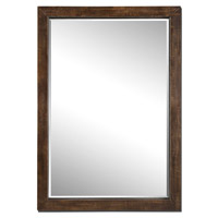 Uttermost Cesano Mirror in Brushed Rustic Bronze 13812