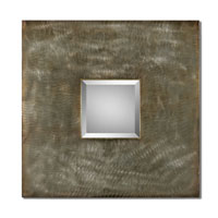 Uttermost Cesano Square Mirror in Brushed 13814