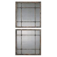 Uttermost Saragano Set of 2 Mirrors 13845
