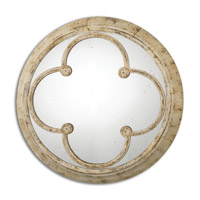 Livianus 36 X 36 inch Hand Forged Metal Mirror Home Decor