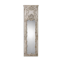 Castellana 95 X 28 inch Gray-Ivory Leaner Mirror Home Decor