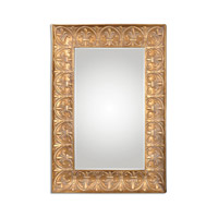Uttermost Santeramo Mirror in Antique Gold Leaf 13923