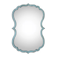 Nicola 27 X 18 inch Light Blue Mirrors Home Decor