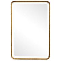 Uttermost 13936 Crofton 30 X 20 Inch Antique Gold Wall Mirror