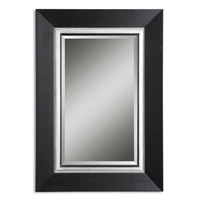 Uttermost Whitmore Vanity Mirror in Matte Black 14153-B