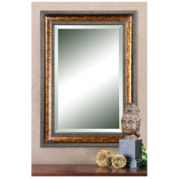 Uttermost Sinatra Vanity Mirror in Gold Leaf Undercoat 14157-B