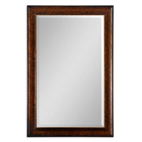 Uttermost Healy Mirror in Rustic Bronze 14169