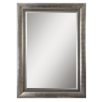 Uttermost 14207 Gilford 86 X 62 inch Antiqued Silver Leaf Mirror Home Decor