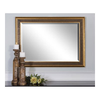 Uttermost Vilas Mirror in Textured Gold 14223