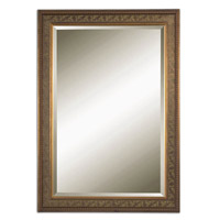 Uttermost Tronzano Mirror in Gold Leaf 14227