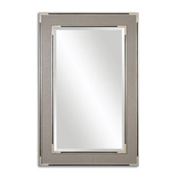 Alfred 61 X 41 inch Gray and Tan Mirror Home Decor