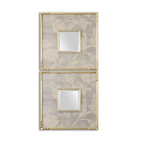 Uttermost Evelyn Set of 2 Mirrors 14493