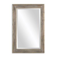 Quintina 36 X 24 inch Pine Mirror Home Decor