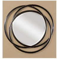 Uttermost Odalis Mirror in Matte Black 14522-B