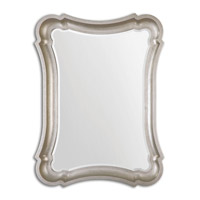 Anatolius 48 X 36 inch Silver Mirror Home Decor