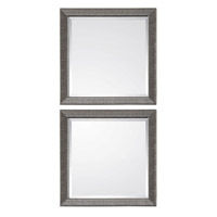 Uttermost Allia Set of 2 Mirrors in Silver 14608