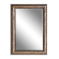 Uttermost Paglia Mirror in Golden Bronze 14611