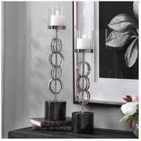Uttermost 17564 Esme 25 X 5 inch Candleholders, Set of 2 17564_Beauty.jpg thumb