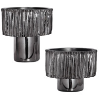 Uttermost 17577 Zosia 9 X 9 inch Bowls, Set of 2
