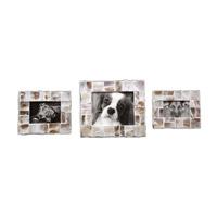 Uttermost Capiz Set of 3 Photo Frames 18558