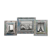 Uttermost Acheron Set of 3 Photo Frames 18560