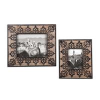 Uttermost Abelardo Set of 2 Photo Frames 18563