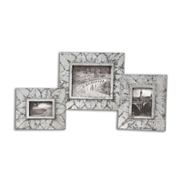 Uttermost Foliage Set of 3 Photo Frames 18568
