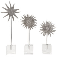 Uttermost 18618 Sunflower Starfish 18 X 7 inch Sculptures, Set of 3