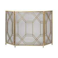 Uttermost 18707 Rosen 53 X 34 inch Fireplace Screen, Grace Feyock