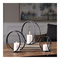 Uttermost 18709 Pina 13 X 13 inch Candleholders, Curved, Jim Parsons 18709_lifestyle.jpg thumb