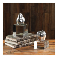 Uttermost 18833 Pome Silver Decorative Accents thumb