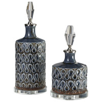 Uttermost 18886 Varuna 14 X 5 inch Bottles, Set of 2 thumb