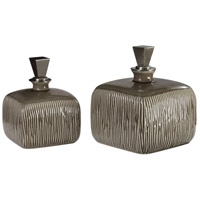 Uttermost 18938 Cayson 9 X 7 inch Bottles, Set of 2