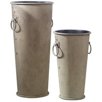 Uttermost 18942 Niya 34 X 16 inch Oversized Planters, Set of 2