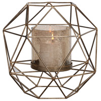 Uttermost 18952 Myah 15 X 15 inch Candleholder thumb