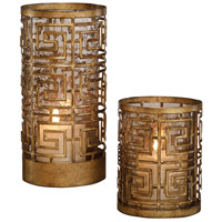 Ruhi 11 X 5 inch Hurricane Candleholders, Set of 2