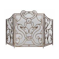 Uttermost 19420 Rama 52 X 35 inch Fireplace Screen thumb