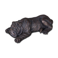 Uttermost Nap Time Home Accessory in Heavily Distressed Copper Bronze 19632