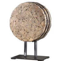 Uttermost Kivi Decorative Accessory in Reclaimed Fir 19713